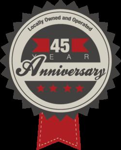45 Year Anniversary