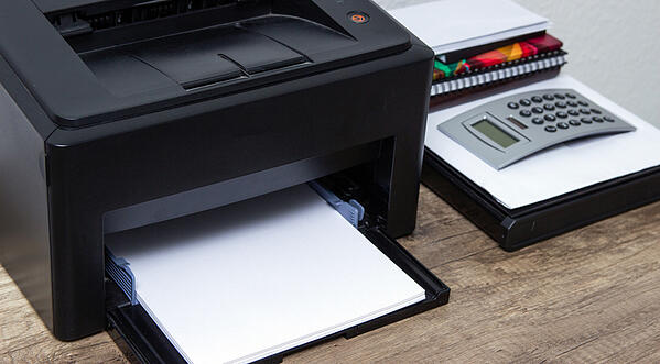 Learn how to connect a printer to a network